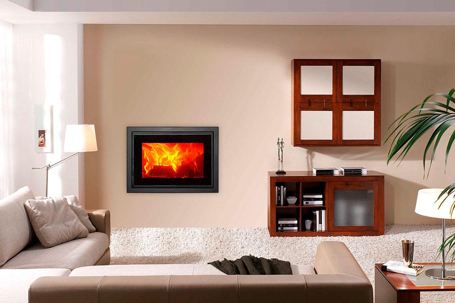 insertables y hogares para calefacción hogar