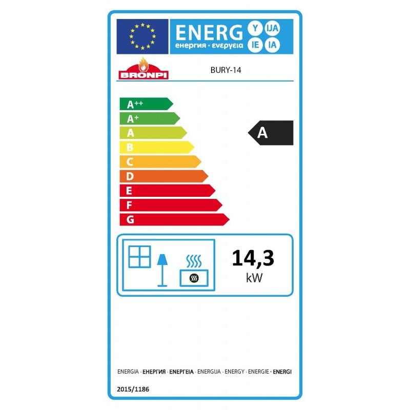 Certificado energetico bury 14