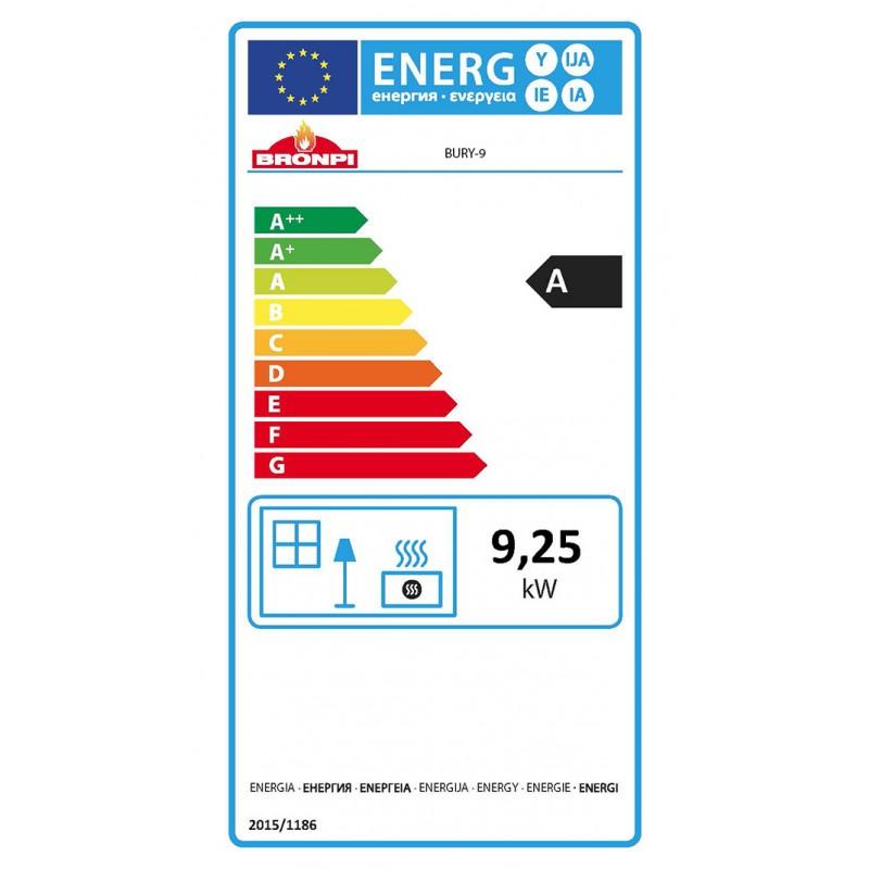 Certificado energetico bury 9