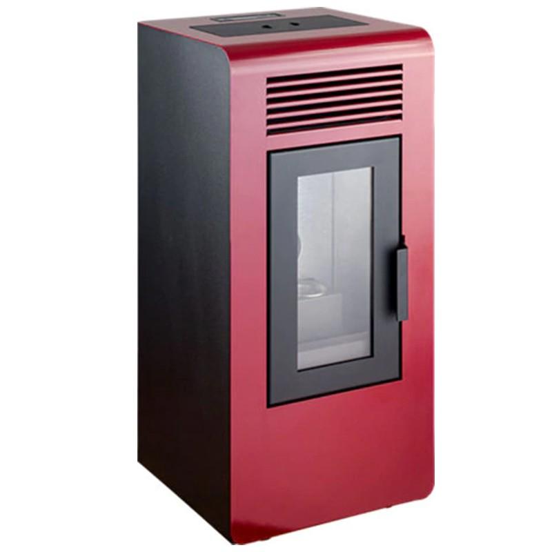 Estufa pellet ECO 1700 Red