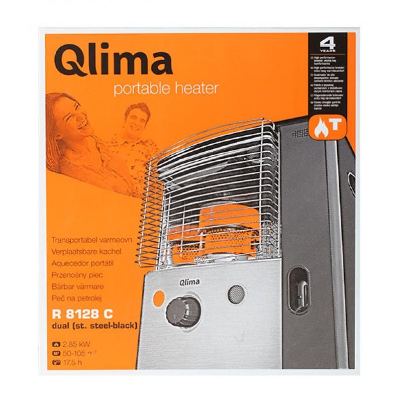 Estufa de Parafina QLIMA R 8128 C caja