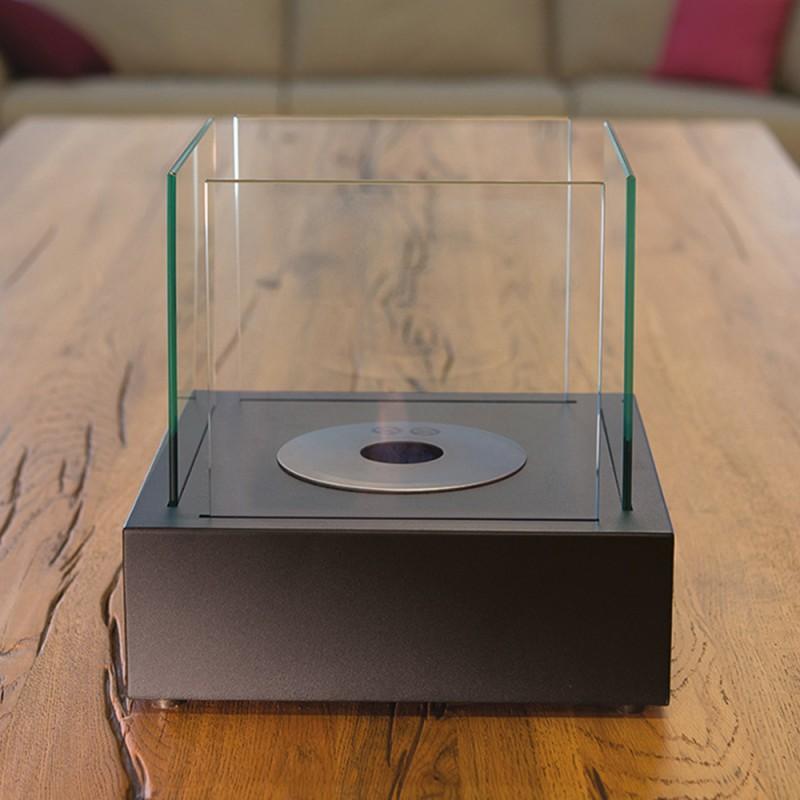 Biochimenea de mesa Positano ambiente
