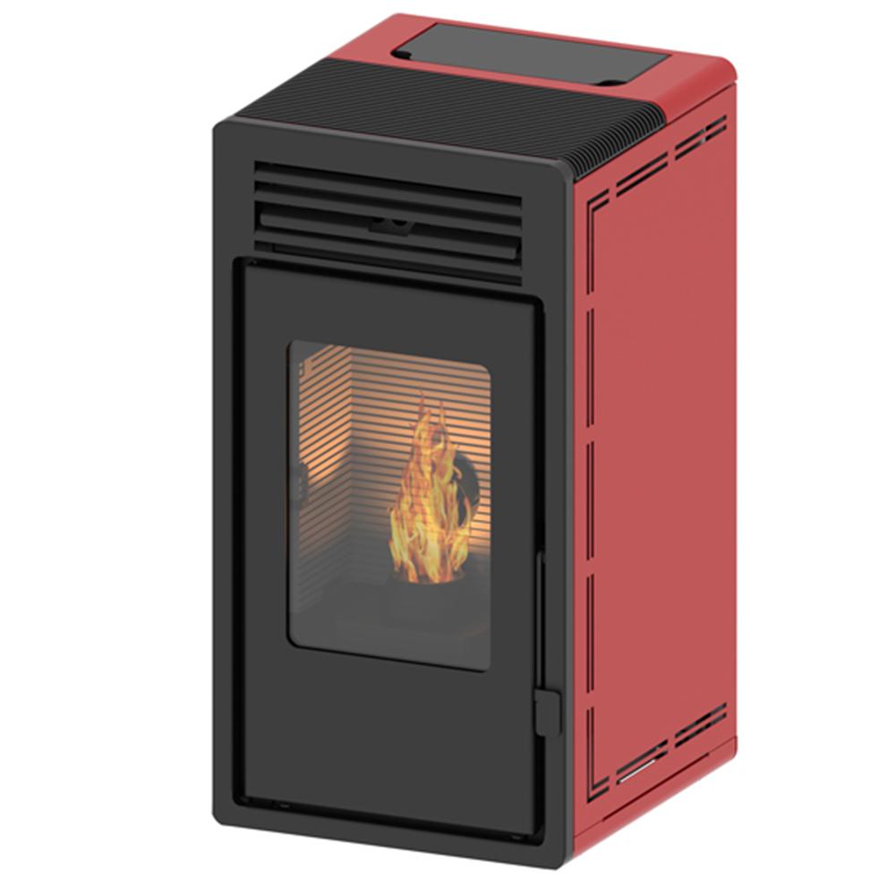 Estufa de pellets Etna de 9 kW o 11 kW